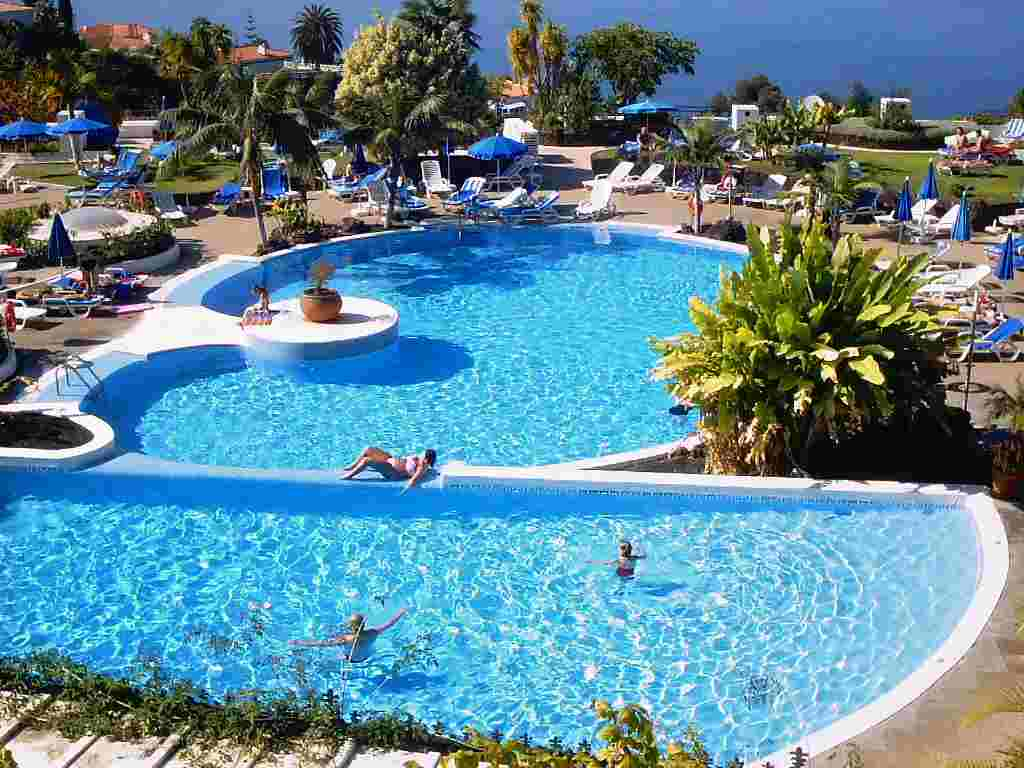 Apart hotel park suites puerto de la cruz tenerife hotel - Piscine martianez tenerife ...