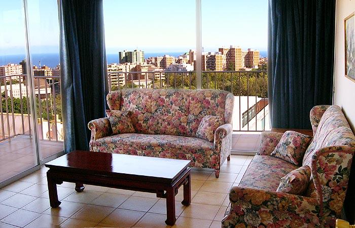 appartamenti parco s.cruz tenerife, isole canarie
