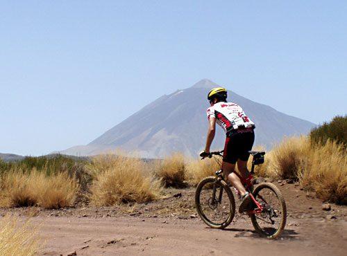mountain bike tenerife isole canarie spagna